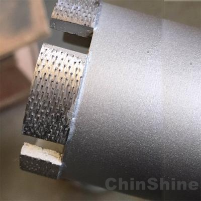 Arix diamond segment and core drill bit