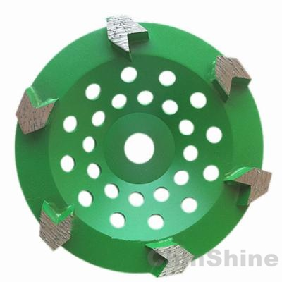 Concrete grinding discs diamond for sale