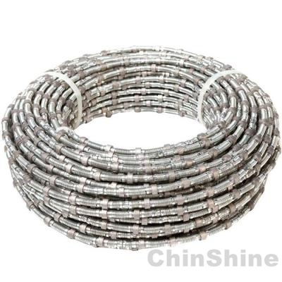 Diamond wire for marble limestone