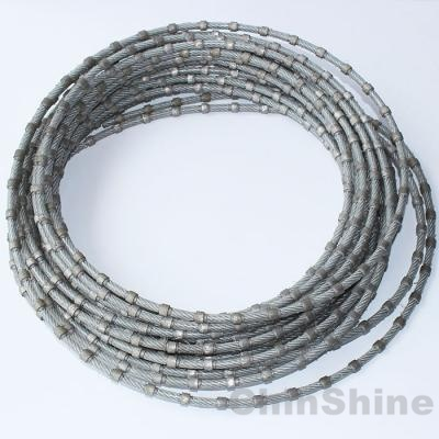 granite diamond multi-wires cutting stone